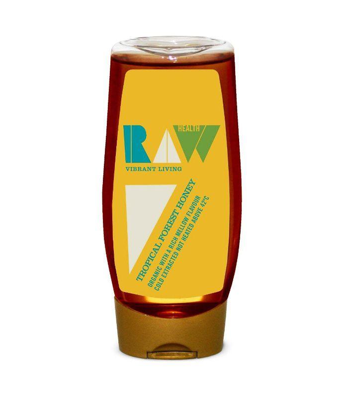 Raw Health Organic Forest Honey