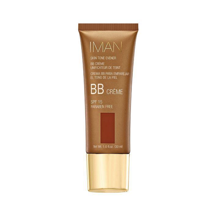 Iman Cosmetics Skin Tone Evener BB Crème SPF 15
