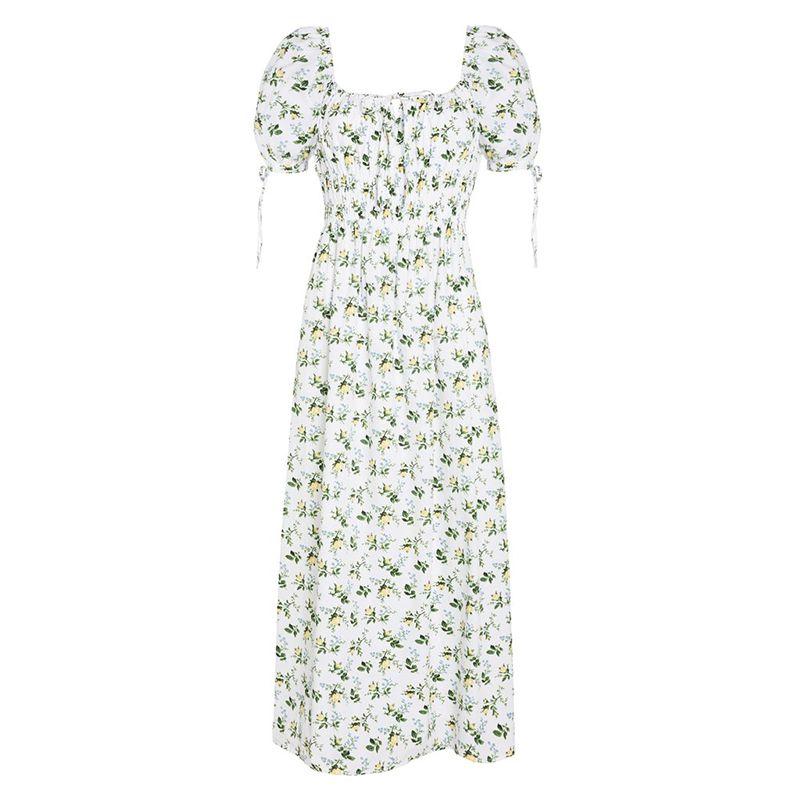 Flora Midi Dress