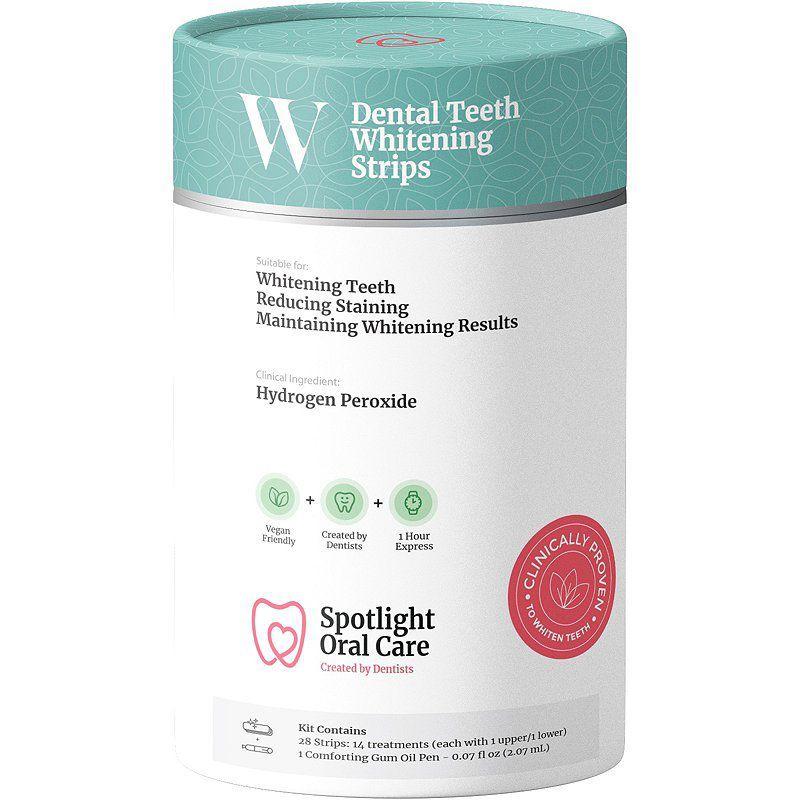 Dental Teeth Whitening Strips