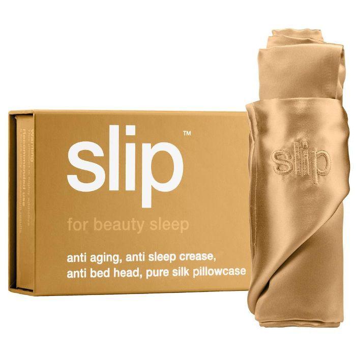 Silk Pillowcase - Standard/Queen Snow Leopard