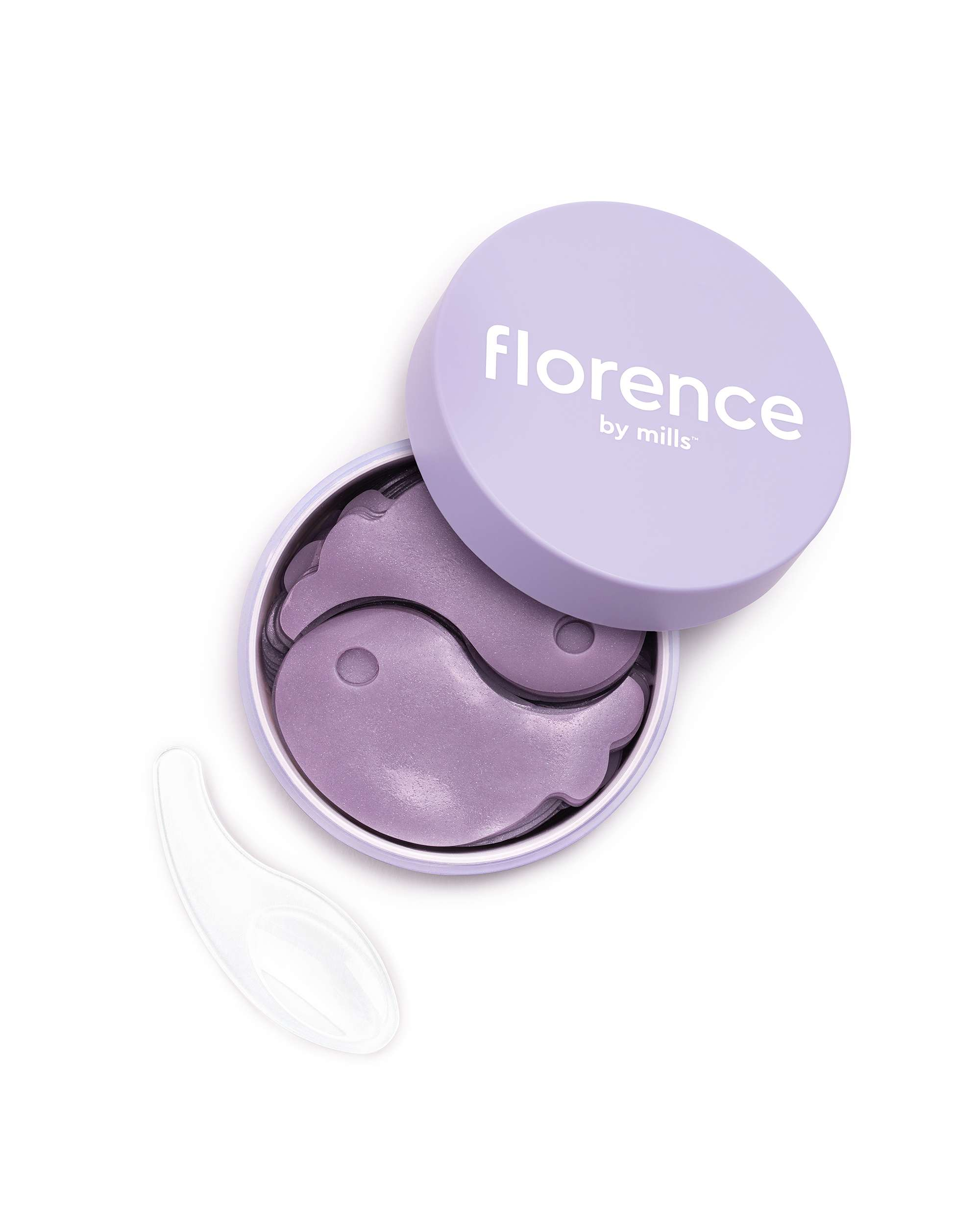 florence by mills swimming under the eye gel padds