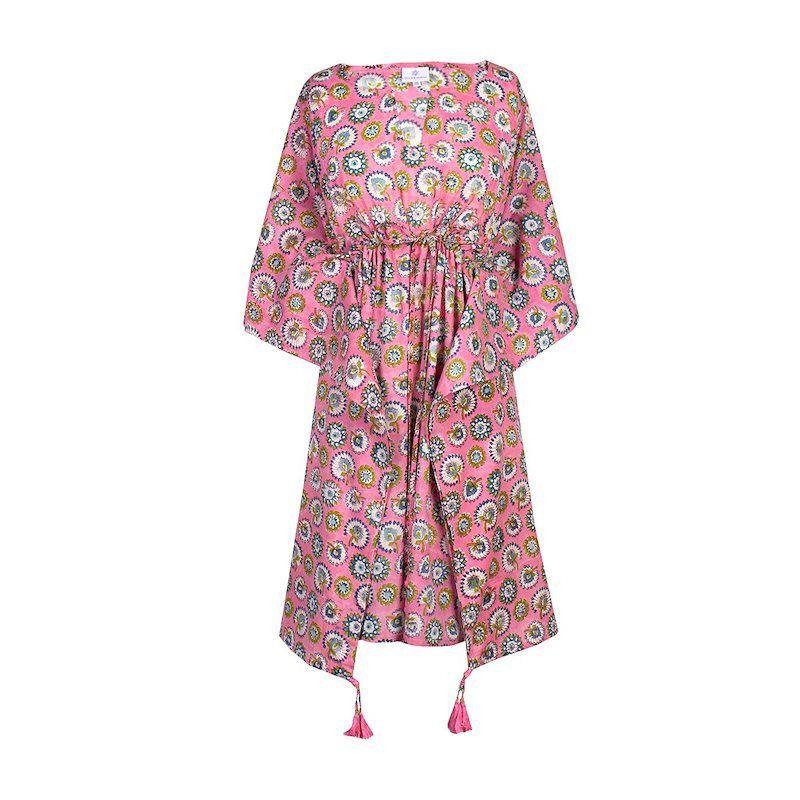 Cinderella Midi Kaftan Dress