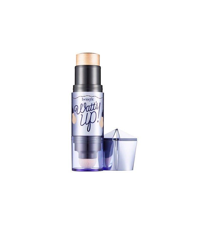 best makeup tricks: Benefit Watts Up Highlighter