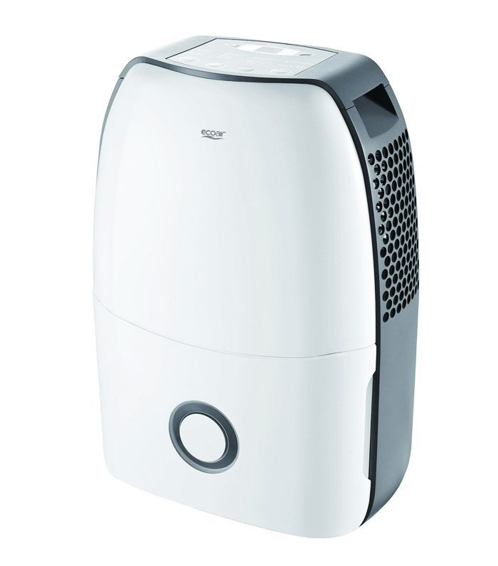 Best humidifier: EcoAir DC12 Compact Portable Dehumidifier