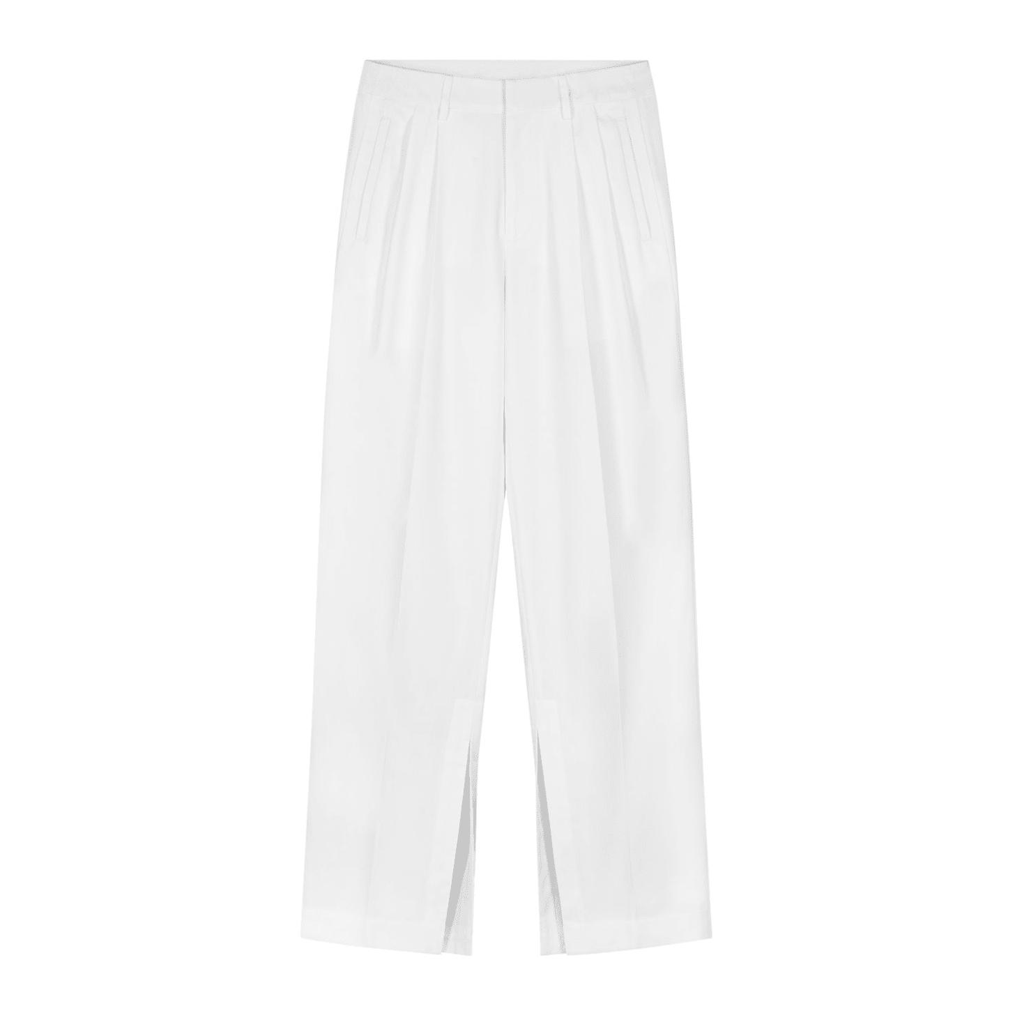Daily Paper White Kohan Pants