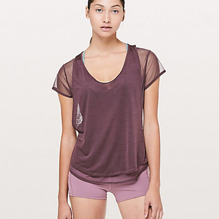 Lululemon The Course Short Sleeved Top