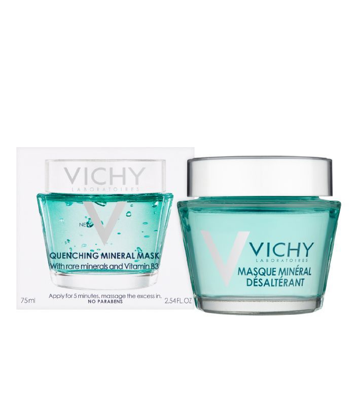 best jelly mask: Vichy Quenching Masque