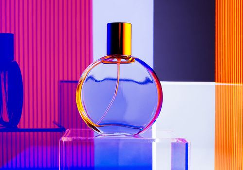 fragrance bottle