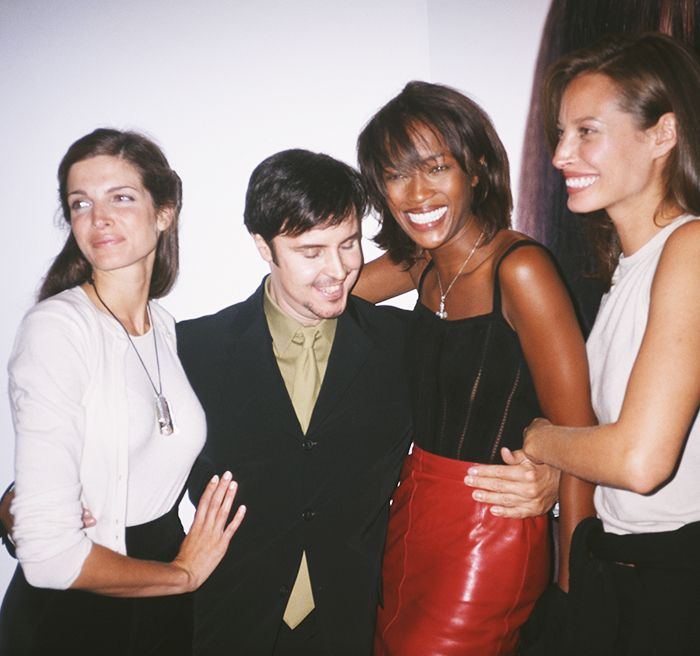 90s supermodels - nars