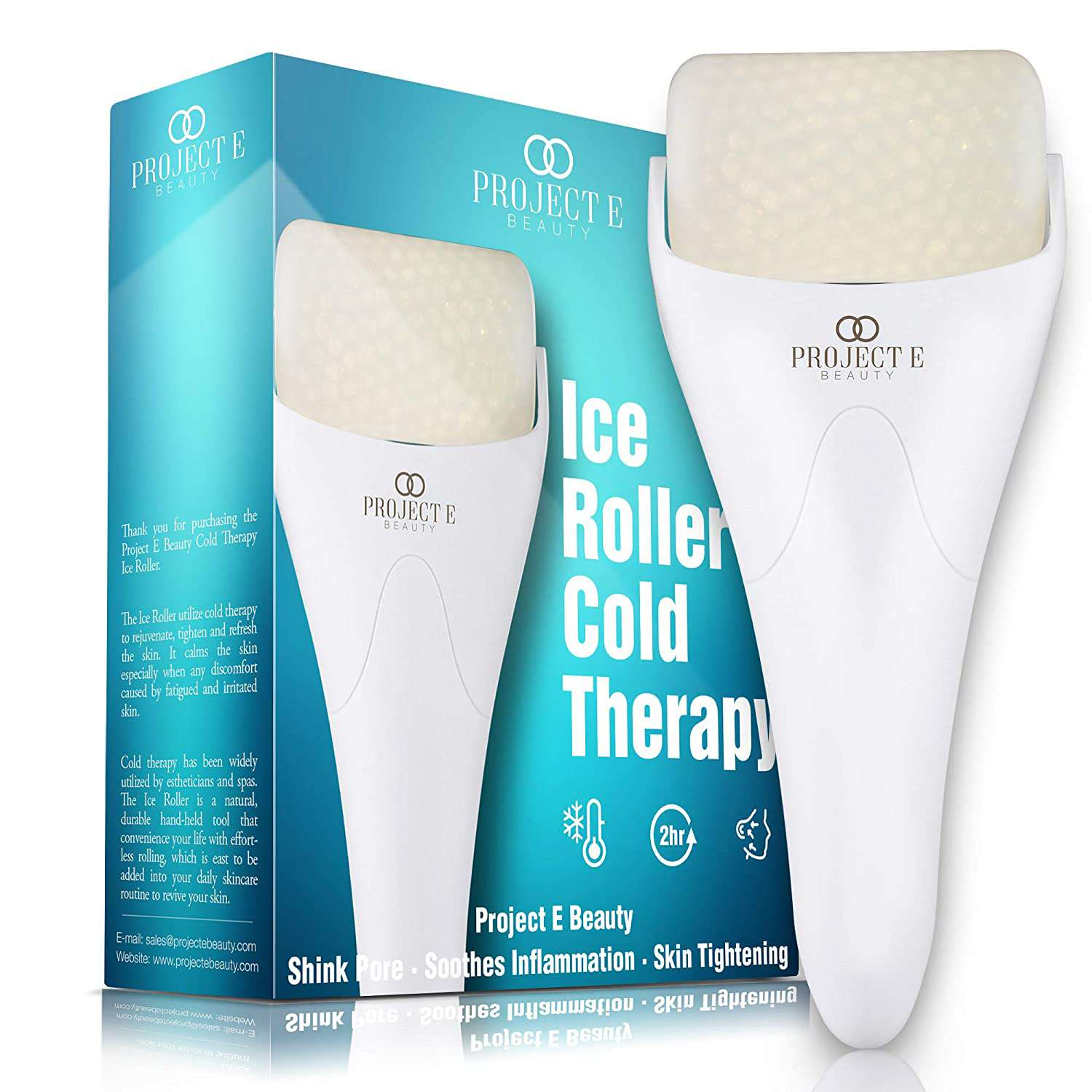 project e ice roller