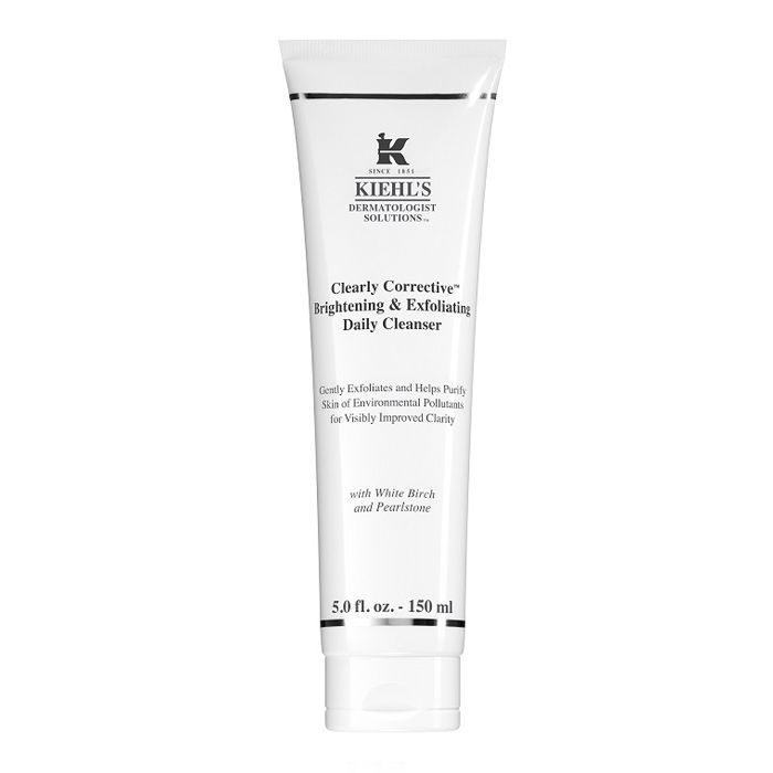 Kiehl's Clearly Corrective Brightening and Exfoliating Daily Cleanser (