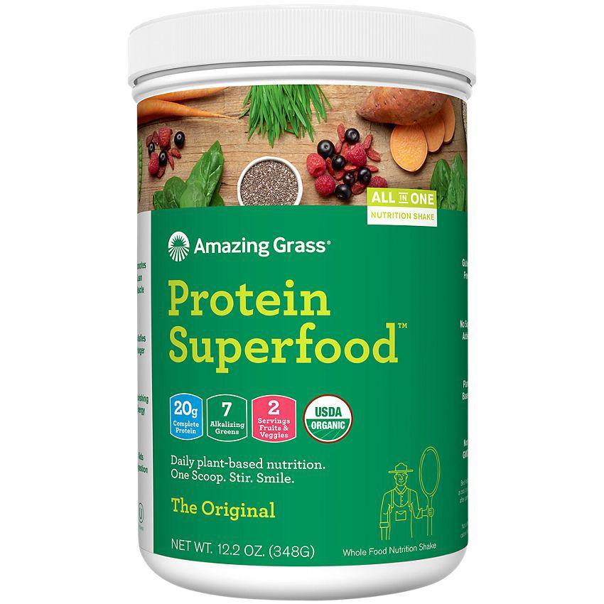 Amazing Grass Protein Superfood Original