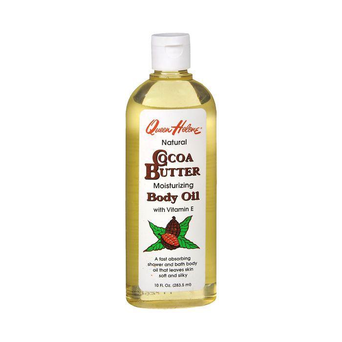 Queen Helene Cocoa Butter Body Oil