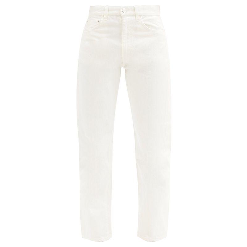 Original Twisted-Seam Straight-Leg Jeans