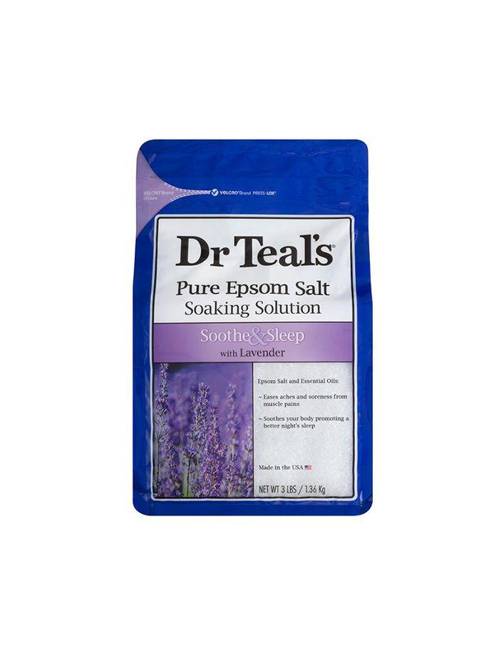 Dr Teal's Epsom Salts Lavender
