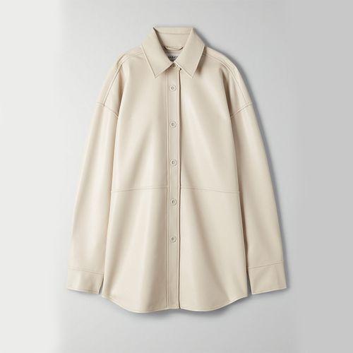 Pelli Shirt Jacket ($178)