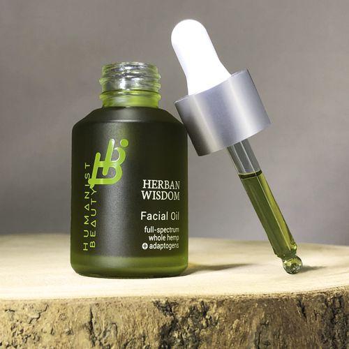 Humanist Beauty Herban Wisdom Facial Oil