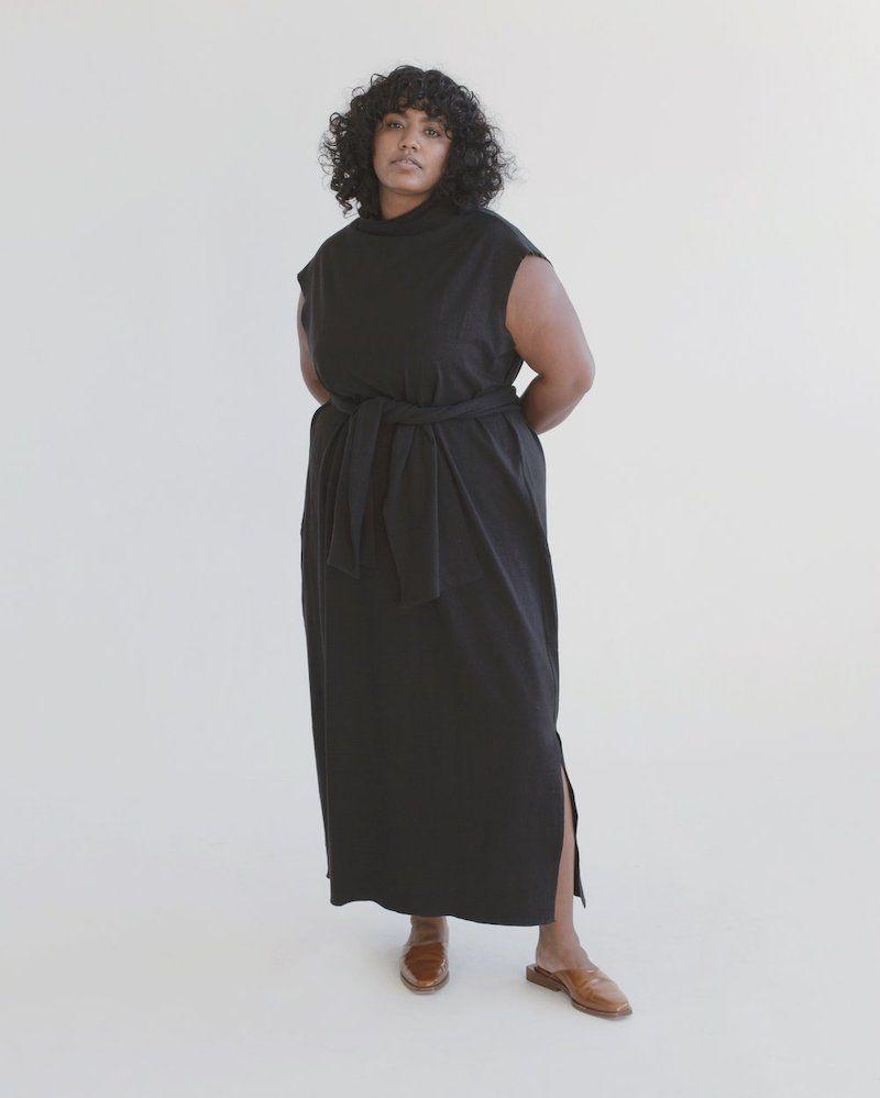 Vincetta Column Dress