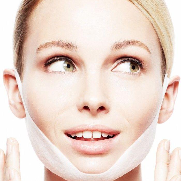 V Masks Do They Really Create The Ideal Face Shape