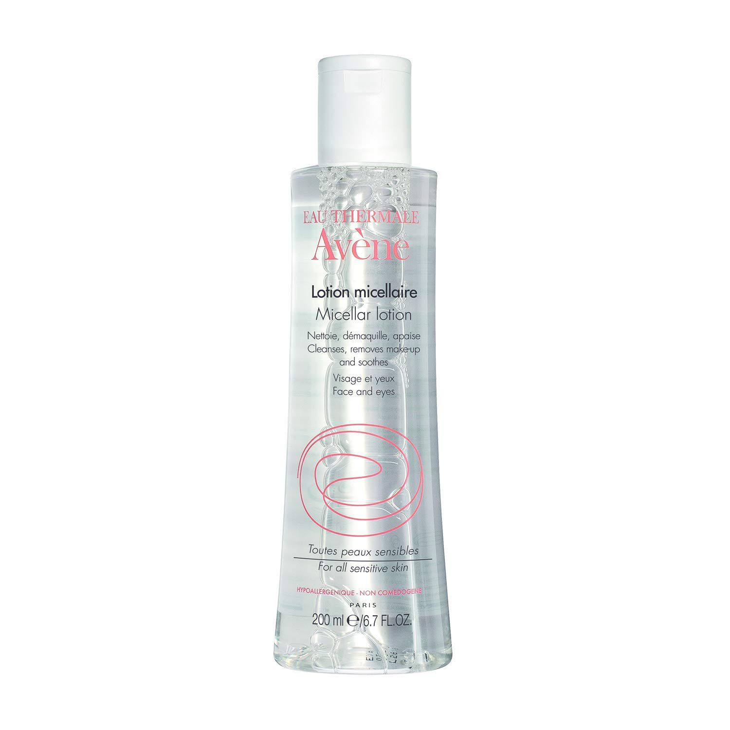 Avene Eau Thermal Micellar Lotion Cleansing Water Make-up Remover