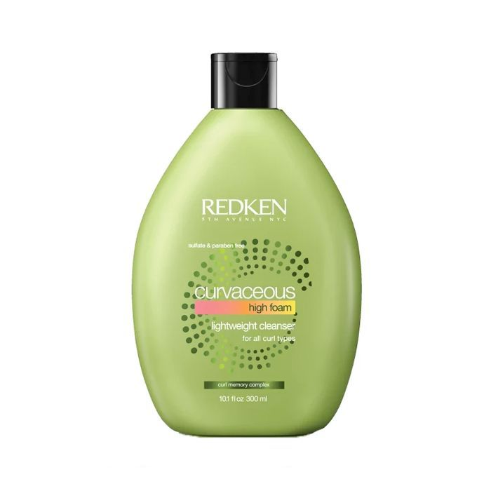 best shampoo for every hair type: Redken Curvaceous Hi Foam Shampoo