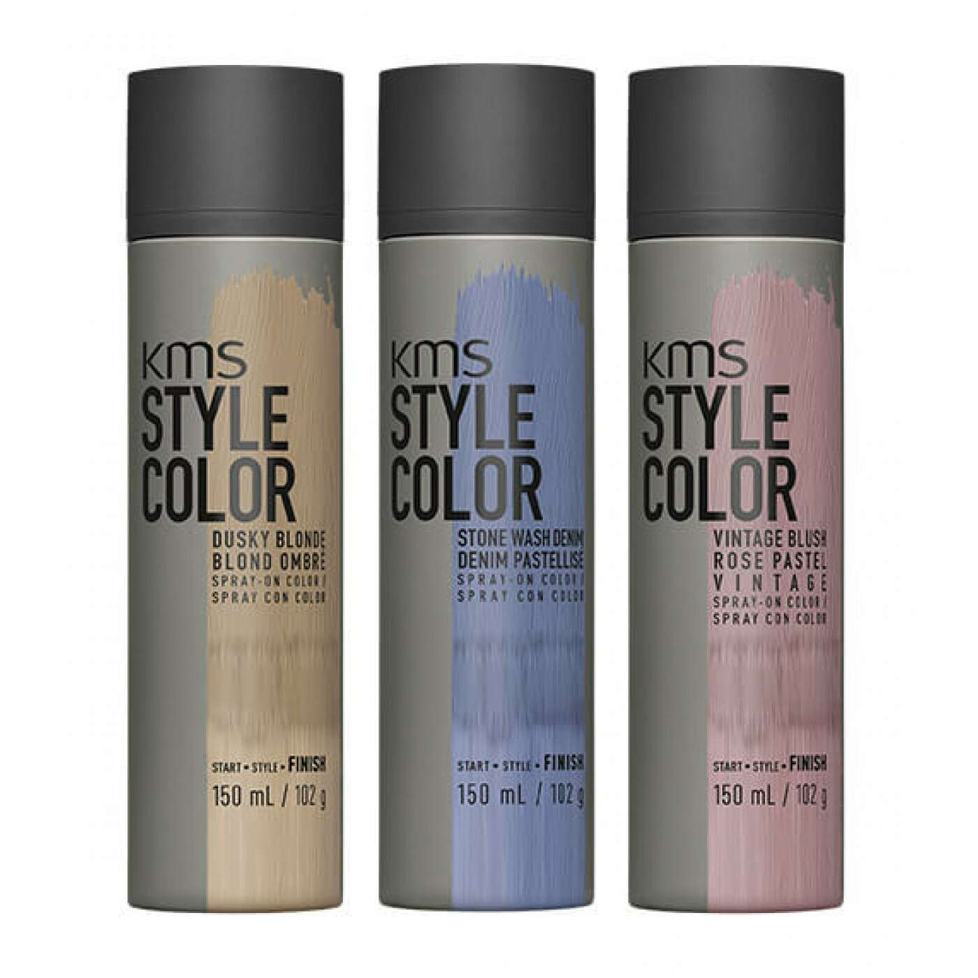 KMS STYLECOLOR cans