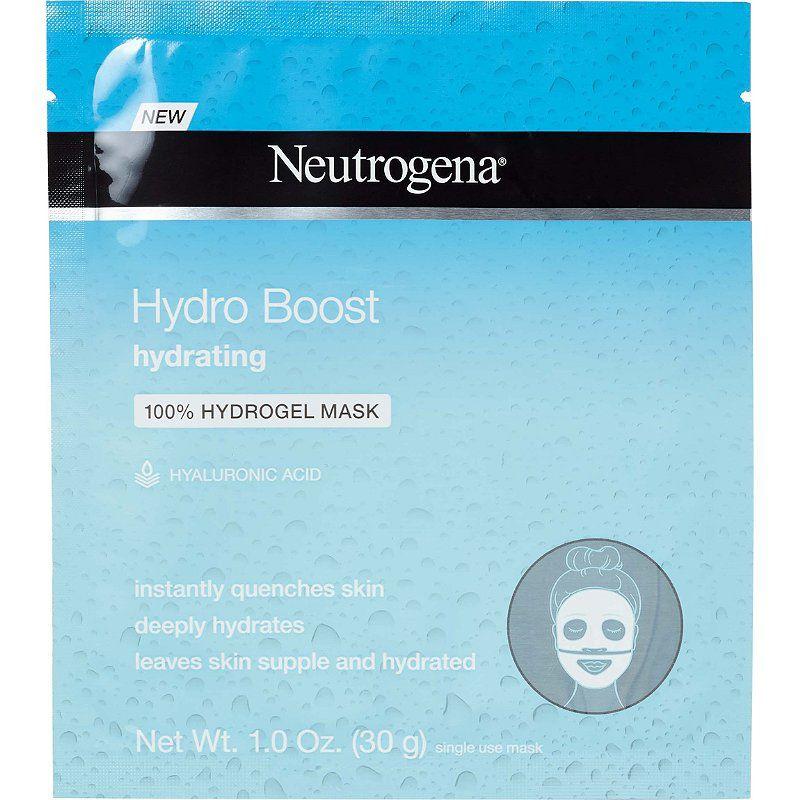 Neutrogena Hydro Boost Hydrating 100% Hydrogel Mask