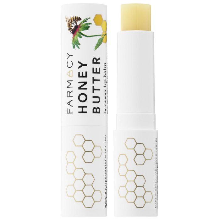 Honey Butter Beeswax Lip Balm 0.12 oz/ 3.4 g