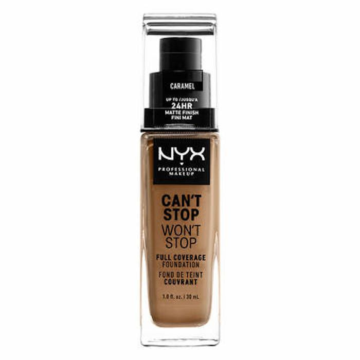Nyx Can't Stop Won't Stop Liquid Foundation