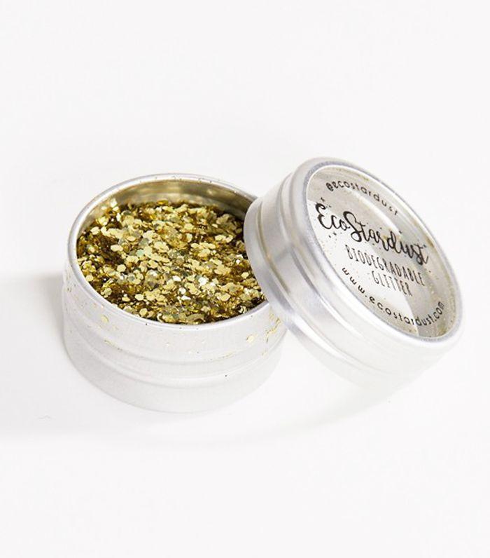 EcoStardust Biodegradable Glitter Pot in Gold Digger