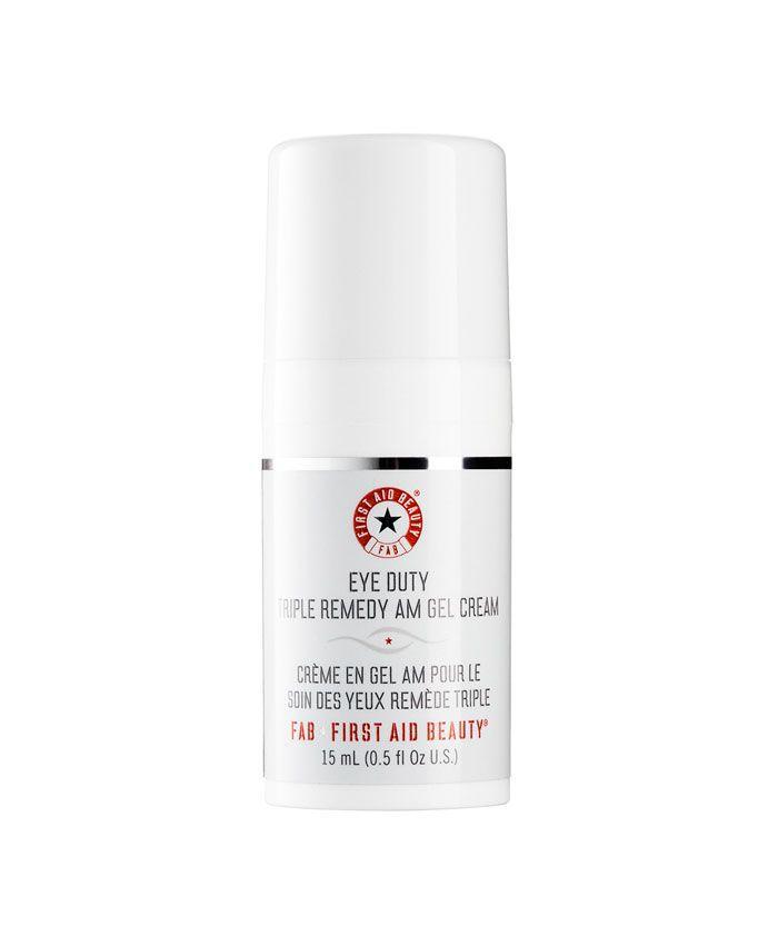 First Aid Beauty Eye Duty Triple Remedy A.M. Gel Cream