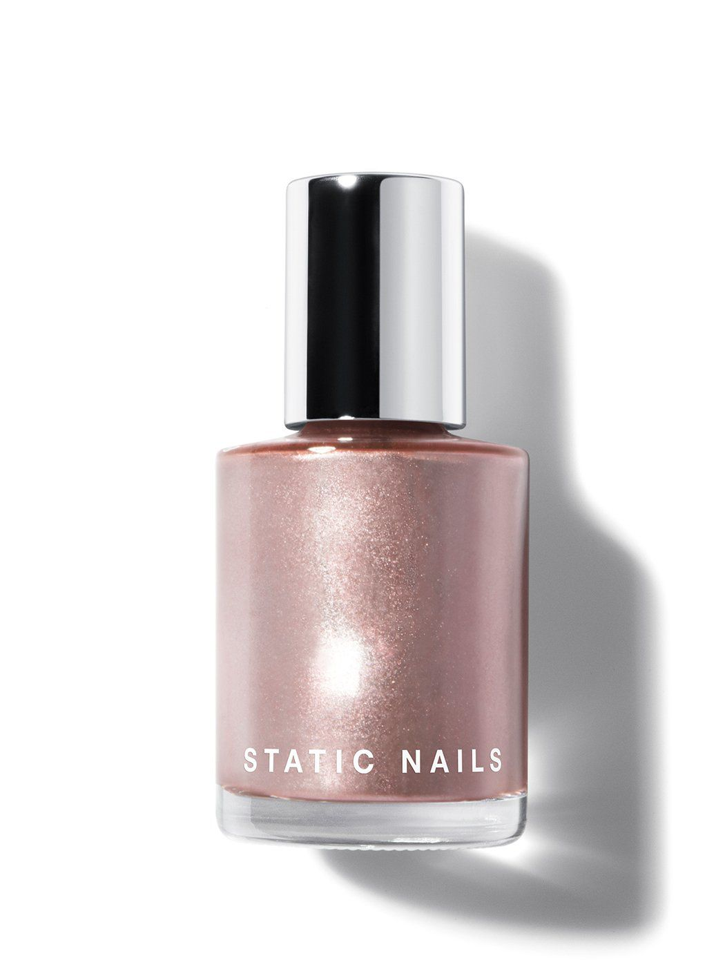 Liquid Glass Lacquer in Rose Gold Edit