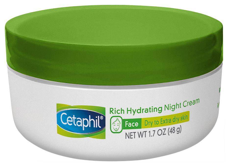 cetaphil hydrating night cream