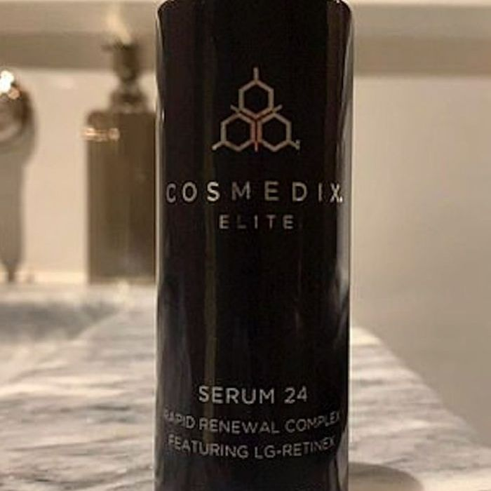 victoria beckham beauty routine: cosmedix