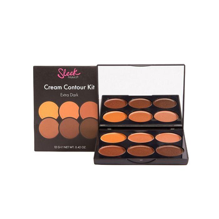 MakeUP Cream Contour Kit