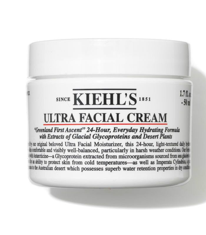 top skincare recommendations: Kiehl's Ultra Facial Cream