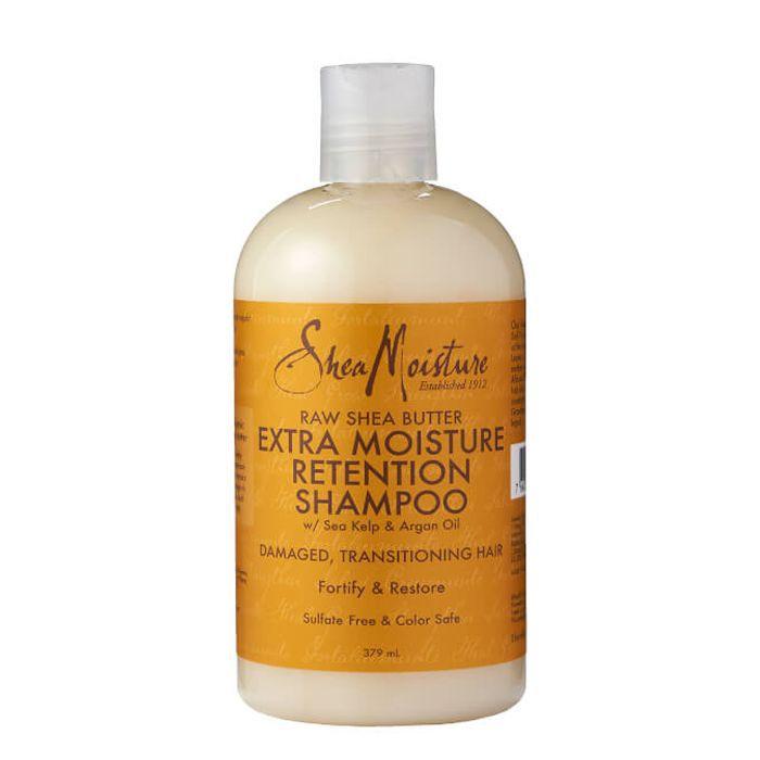 Perm Hair: Shea Moisture Extra Moisture Retention Shampoo