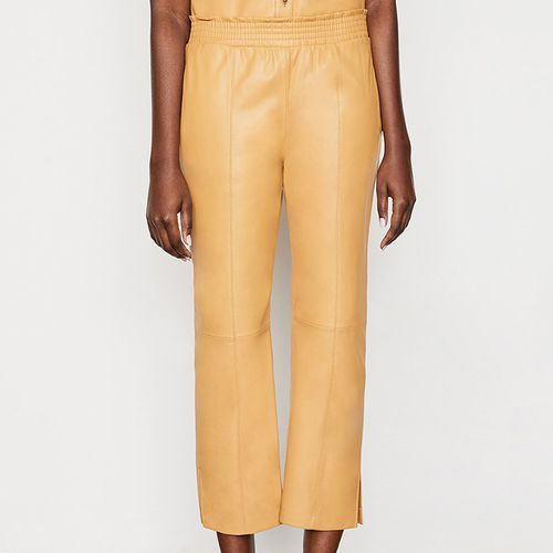 Leather Gym Pant ($1098)