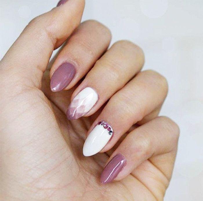 Pin by k on l i f e | Winter nails acrylic, Love