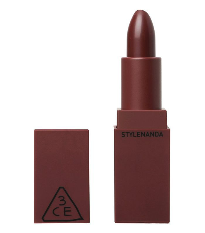 Best dark lipstick: 3 Concept Eyes Mood Recipe Matte Lip Colour in 117 Chicful