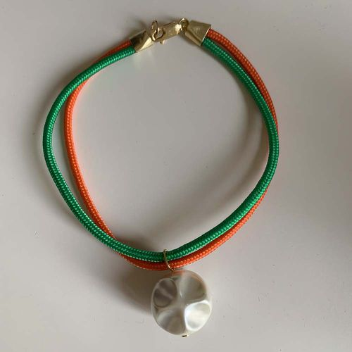 Y ANDREA Anklet (€62)