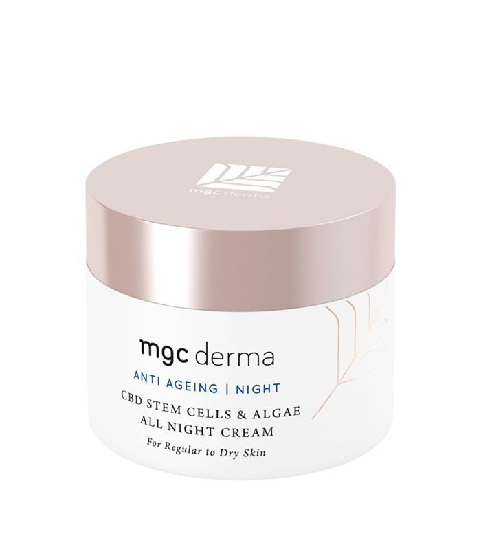 MGC Derma CBD Stem Cells and Algae All Night Cream