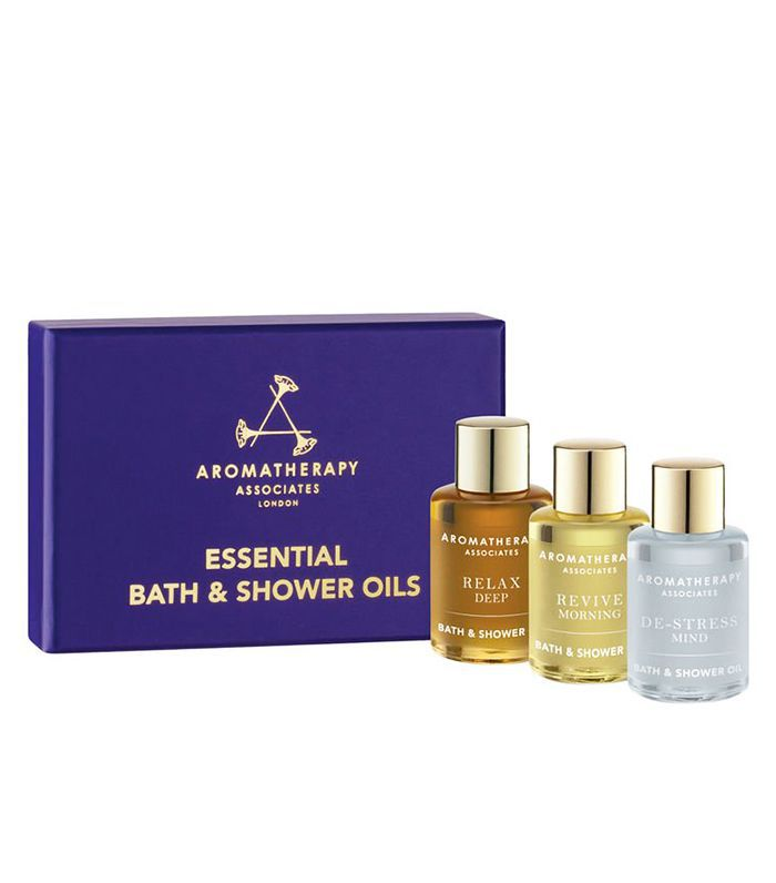 The best Space NK products: Aromatherapy Associates Essential Bath & Shower Oils