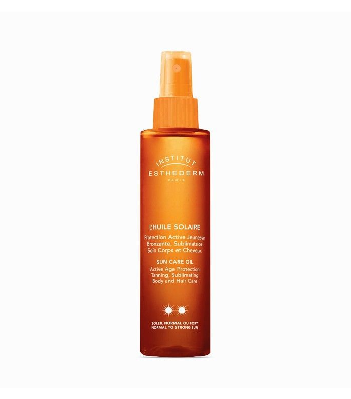 Best summer haircare Institut Esthederm Sun Care Oil