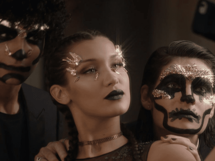 Halloween Looks With Everyday Makeup.Dior S Head Makeup Artist Creates 3 Halloween Looks