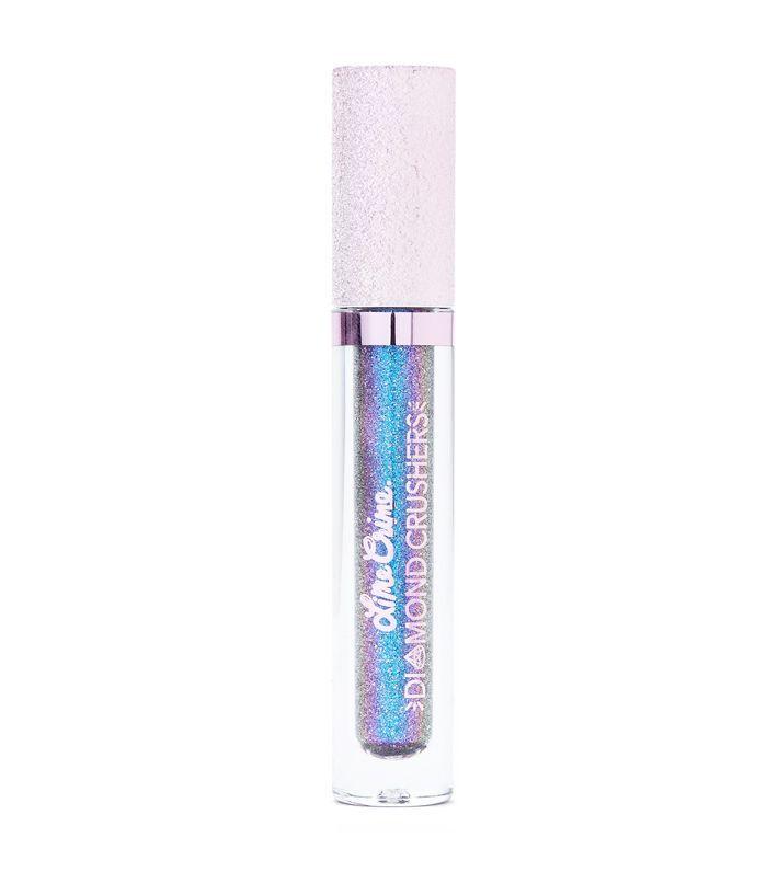 best holographic lip gloss: Lime Crime Diamond Crushers