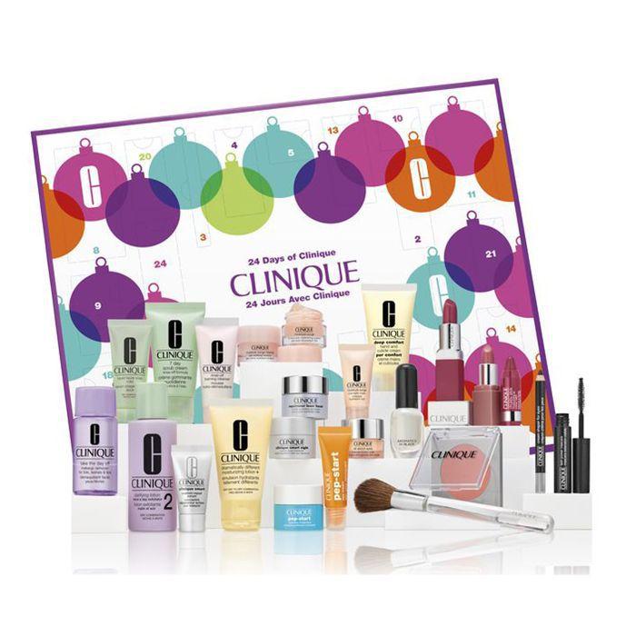 beauty advent calendar: Clinique Advent Calendar