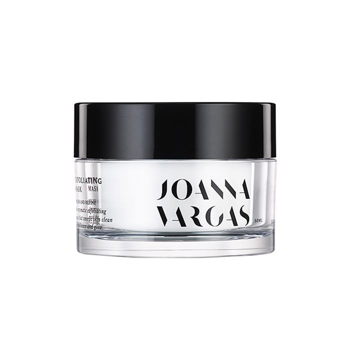 products models actually use: Joanna Vargas Exfoliating Mask