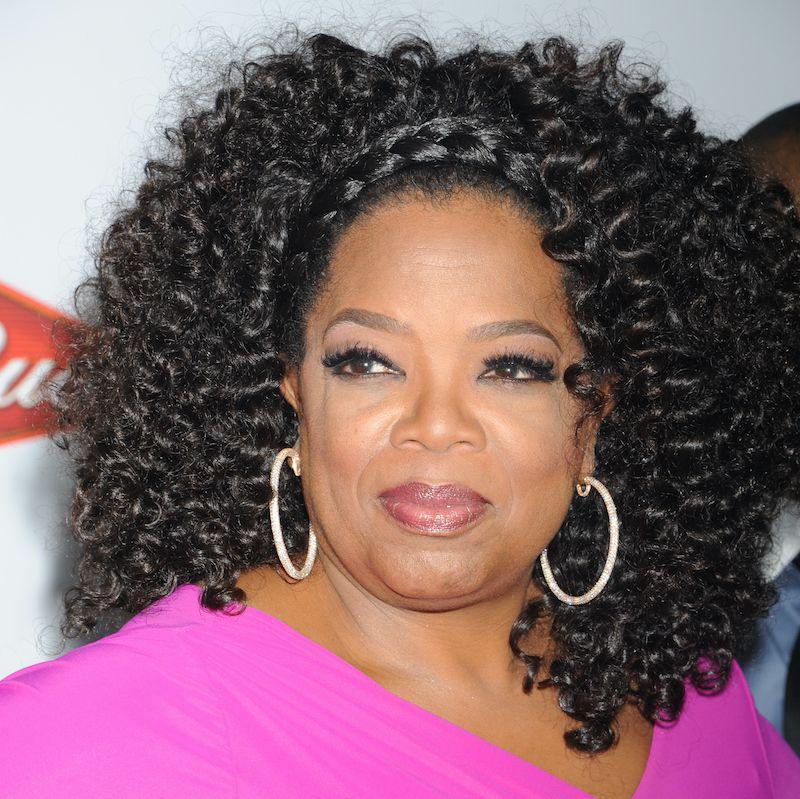 Goddess Braids Headband Oprah Winfrey